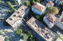Büyükçekmece'de 115 ailenin deprem kabusu son buldu!