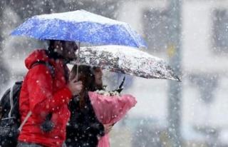 Meteoroloji uyardı: Kar kapıda