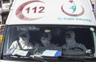 Ankara Esenboğa'da koronavirüs alarmı! 132...