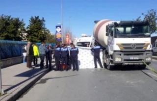 Esenyurt'ta trafik kazasında bir kişi hayatını...