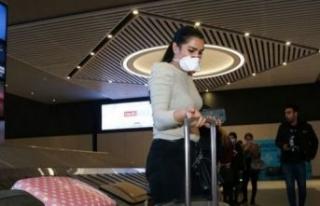 İran'dan gelen son uçak İstanbul Havalimanı'na...