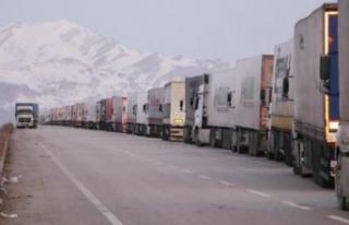 Türkiye- İran sınırında 'koronavirüs'...