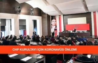 CHP'DE KURULTAY KARARI PM'DE NETLEŞECEK
