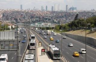 İBB oran verdi: İstanbul ulaşımında koronavirüs...