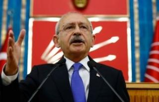 Kılıçdaroğlu'ndan tüm parti liderlerine...