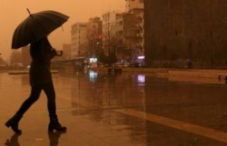 Meteoroloji'den kritik uyarı geldi: Çamur yağacak