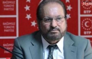 BTP Genel Başkanı Haydar Baş koronavirüsten hayatını...