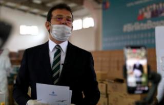 İmamoğlu: Sahra hastanesi yanlış yere yapılıyor