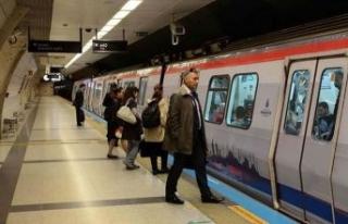 İstanbul'da metro sefer saatleri değişti:...