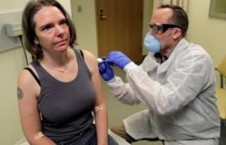 Koronavirüs aşısının ilk gönüllü deneği olmuştu......
