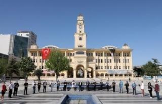 Başkan Akgün: Bu büyük mücadelenin gerçek kahramanları...