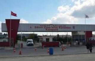 Silivri Cezaevi'nde 44 tutuklu ve hükümlüde...