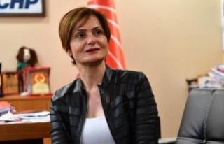 CHP'li Canan Kaftancıoğlu'ndan troller...