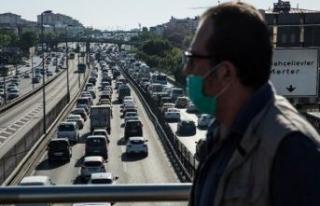 İstanbul trafiğinde 'normalleşme' yoğunluğu