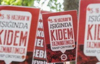 Türk İş ve DİSK kıdem için bugün sokağa çıkıyor