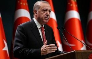 Cumhurbaşkanı Erdoğan: Sosyal medya mecralarının...