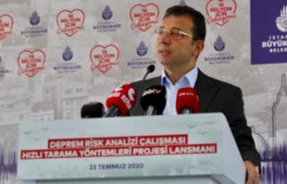 Ekrem İmamoğlu 'bu bir Türkiye meselesidir'...