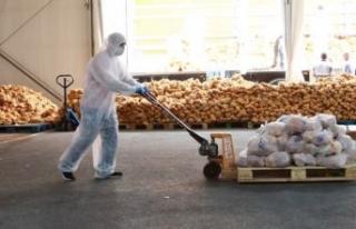 İBB'nin salgınla mücadelesi EUROCITIES raporuna...