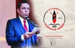 İGD Başkanı Mehmet Mert; Yeni 24 Temmuz'lar...