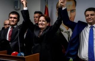 İYİ Parti'nin İstanbul adayları projelerini...