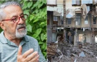 Prof. Dr. Naci Görür uyardı: Marmara depremi minimum...