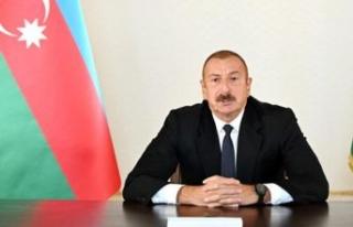Azerbaycan Cumhurbaşkanı Aliyev: Ermenistan ordusu...
