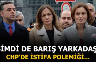 CHP'de istifa polemiği! 'Sadece geçen...