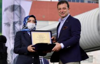 Ekrem İmamoğlu: Kadının güvencesi olan İstanbul...
