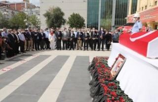 Eski Büyükçekmece belediye başkanı Ali Çebi,...
