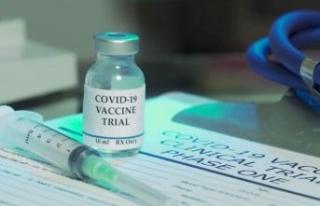 Hastalık Kontrol ve Önleme Merkezi'nden aşı...