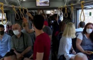 İBB: Yasağı uygulamak için 6 bin otobüse daha...
