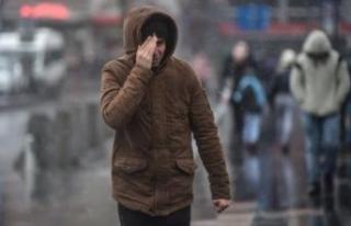 İstanbullular dikkat! Meteoroloji'den sağanak...