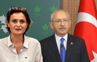 """Kılıçdaroğlu, CHP'yi karıştıran """"Atatürk""""..."""