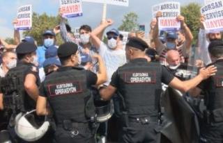 Servisçiler, İstanbul Büyükşehir Belediyesi (İBB)'nin...