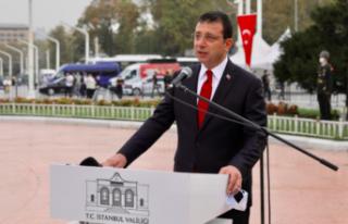 6 Ekim İstanbul'un Kurtuluşu Taksim'de kutlandı