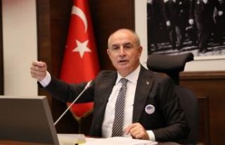 Başkan Akgün: Belediyeler çöp toplayamaz hale...
