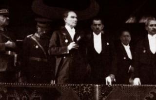 Cumhuriyet 97 yaşında! Atatürk, Nutuk'ta o...