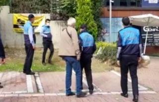 Esenyurt'ta 6 taksi durağı mühürlendi