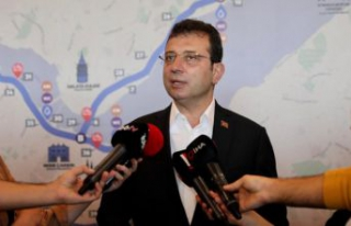 İBB Başkanı Ekrem İmamoğlu'nun koronavirüs...