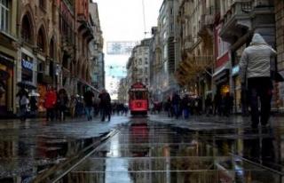 İstanbul dahil çok sayıda ile kuvvetli yağış...