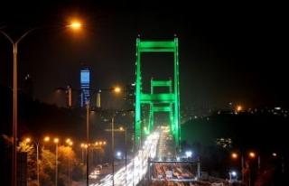 İstanbul'un köprüleri 'serebral palsi'...