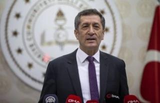 Milli Eğitim Bakanı Ziya Selçuk açıkladı: Okullar...
