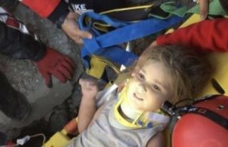 91. saatte mucize geldi: 4 yaşındaki Ayla Gezgin...