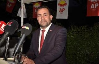 Adalet Partisi Genel Başkan Yardımcısı Bülent...