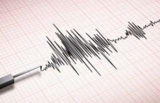 Aydın'da 4.0 büyüklüğünde deprem