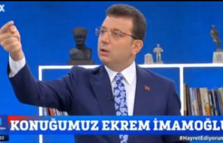 Ekrem İmamoğlu'ndan Kanal İstanbul soruşturması...
