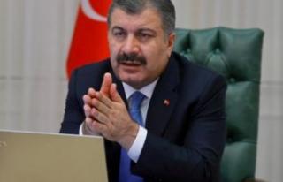 Fahrettin Koca'dan 5 il için kritik toplantı:...