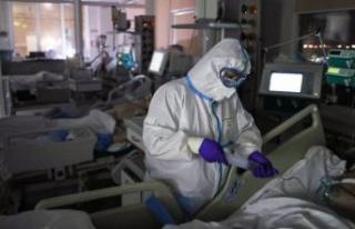 Korkunç olay: Başhekim, koronavirüs hastalarını...
