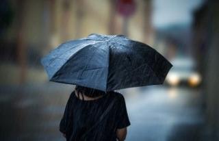 Meteoroloji'den 10 il için sağanak yağış...