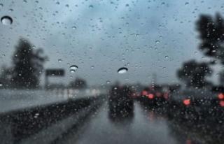Meteoroloji'den Marmara için sağanak yağış...